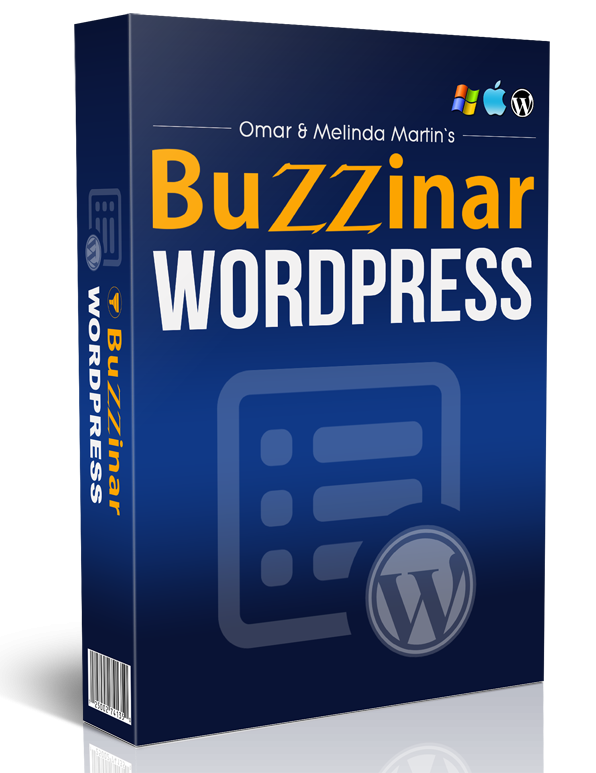Buzzinar WordPress Review By Omar Martin & Melissa Martin